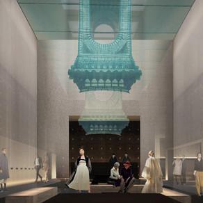[실내건축학과 졸업설계] 신혜진 | 한국 전통 건축의 빛의 특성을 활용한 현대 공간 계획에 관한 연구 – 도심형 호텔을 중심으로
