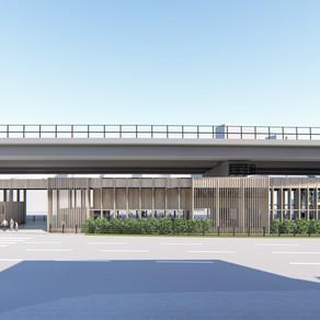 [종암사거리 고가하부공간 활용 공공공간 조성 설계공모] Jong-Am Overpass Community Center 당선 | 건축도시대학 박정환