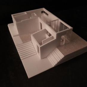 [건축설계(2) 2차] 안여진 | 樂, 休 (락, 휴)
