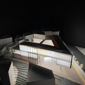 [건축설계(4)] 기선도 | Seokyo Inflection