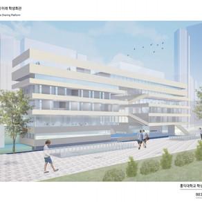 [건축설계(6)] 김희준 | 지식 공유 플랫폼으로서의 미래 학생회관Future Student Hall As Knowledge Sharing Platform