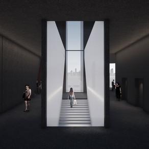 [실내건축설계(1)] 신혜진 | Column of light