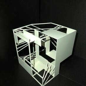 [건축설계(1)] 유연주 | 하이브리드 큐브 - emphasis