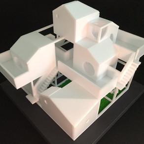 [건축설계(2) 2차] 정금비 | 후각이 예민한 올빼미 집 Osmatic Owl House