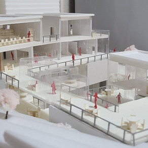 [건축설계(4)] 박세원 | 도심 속 보이드