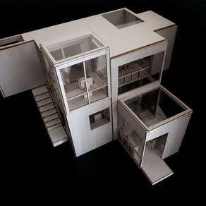 [건축설계(2) 2차] 이규연 | Tower House
