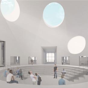 [건축학과 졸업설계] 김윤지 | 박물관 관람 피로도 개선 연구 - 국립경주박물관 리모델링 설계