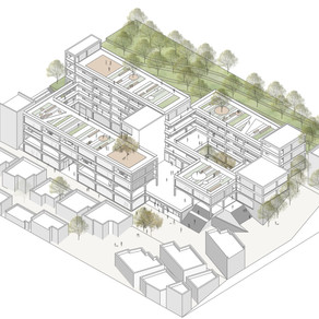 [건축학과 졸업설계] 홍세화 | 장소성의 관점으로 바라본 서울형 도시재생 - 난곡,난향 지역을 대상으로