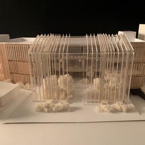 [건축설계(4)] 홍민지 | Healing in a Greenhouse