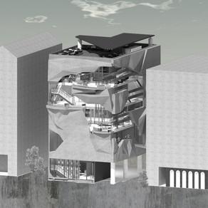 [실내건축설계(3)] 윤도원 | FREITAG x TOMS