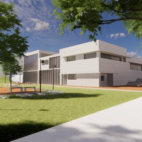 [건축설계(4)] 이창우 | 사직동 주민센터