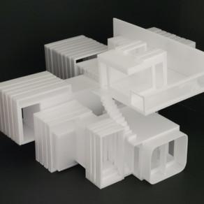 [건축설계(2) 2차] 김희주 | Blooming