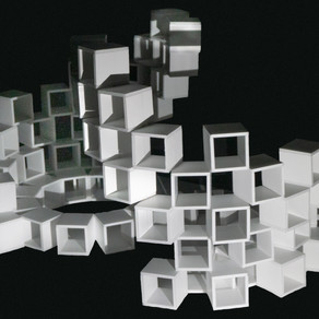 [건축설계(2) 1차] 권상윤   소통 파빌리온