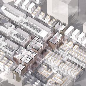 [건축설계(7)] 이종평   쪽방촌 주거 재배열과 사회역량 강화