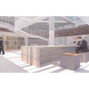 [졸업설계] 김환희 | 고객 경험을 활용한 복합문화공간