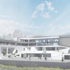 [건축설계(2)] 이아라| 흐름의 확장 _ EXTENSION of the FLOW : Jeongneung-dong Cultural Regeneration Complex Cultur