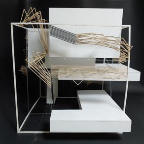 [건축설계(1)] 한세진 | 물아일체 [物我一體]