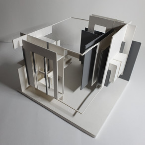[건축설계(1)] 하승민 | 역전과 추적 : reversal and tracing