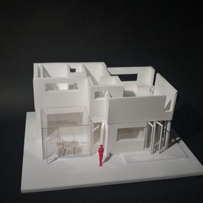 [건축설계(2) 2차] 박정빈 | 농부의 집 Farmer`s House