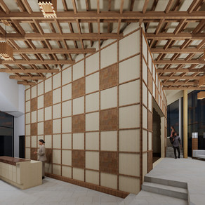 [실내건축설계(1)] 김상혁 | The Square