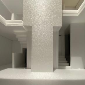 [건축설계(2) 2차] 구대훈 | 1인에 대한 주거 프로토타입 (Housing Prototype about One Person)