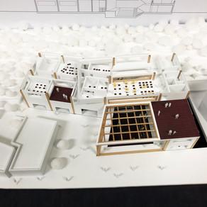 [건축설계(4)] 용태훈 | 2020 Community Center Project
