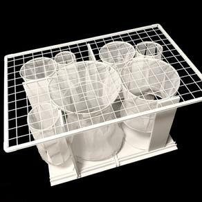 [건축설계(2) 1차] 백민서   방울방울 파빌리온(Dripdrop Pavillion)