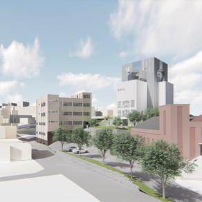 [춘천예술마당 리모델링 설계용역 제안공모] Chuncheon Art Plaza (춘천예술마당) | 건축도시대학 박정환 교수