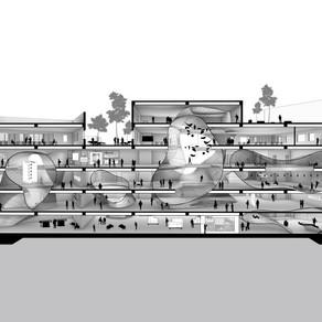 [건축설계(7)] 양해인   을지로 아카이빙 뮤지엄 : Eulji-ro Archiving museum