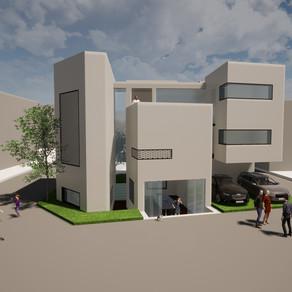 [건축설계(3)] 박세원 | Alive House