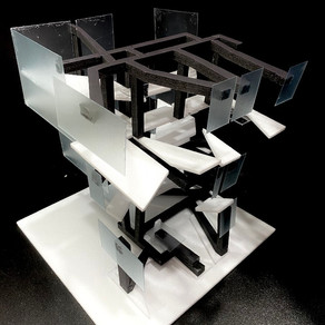 [건축설계(1)] 정다빈 | 하이브리드 큐브 _ Smith House