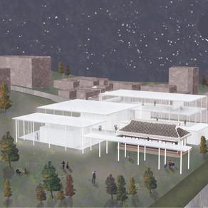 [건축설계(4)] 김민석 | Community Complex_잠재성 공간과 시간의 이야기