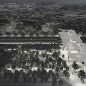 [전주역사 국제설계공모] Bridge, Market and Station 최우수상 수상 | 건축도시대학 박정환 교수