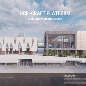 [건축설계(2)]  이재한| HOP-CRAFT PLATFORM
