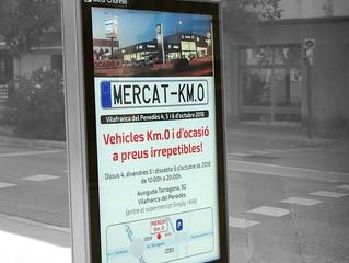 Fira KM0 a Vilafranca del Penedes.
