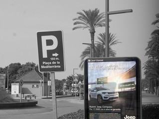 Jeep nova marca de Daytona