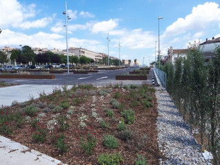 Vilafranca obre un nou aparcament