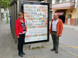 L'Ajuntament de Sant Pere de Ribes entra a formar part del nostre circuit de mupis
