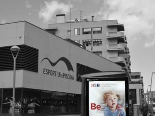 Campanya de mupis de BSB