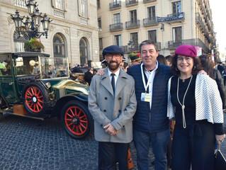 Publicom entra en l'organització del 61 edició del Ral·li de cotxes d'època Barcelona - Sitg