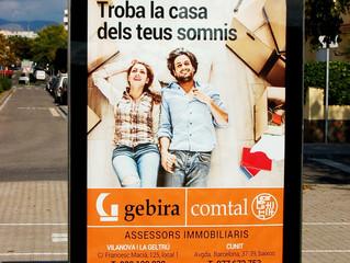Comtal Assessors Immobiliaris torna a Vilanova.