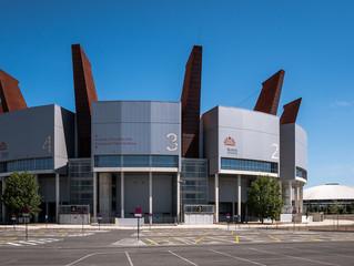 Nova acció de marketing esportiu espectacular per Conforama Vitoria al Fernando Buesa Arena.