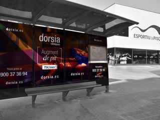 Dorsia entra amb força al circuit comarcal de Publicom