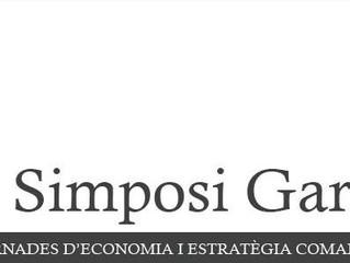Publicom patrocinador en el primer simposi sobre econonia i estraègia comarcal.