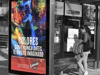Campanya de colors de Lettering