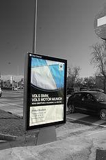 Mupi BMW Vilanova i la Geltrú