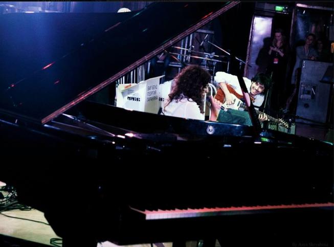 2013-11-09 GG Kejaleo - Jazz II Festival