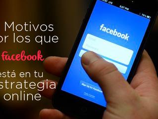 La importància de facebook en la teva estratègia online.