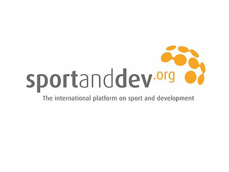 PlayGreen is featured by the leading hub for sport and development: Sportanddev!