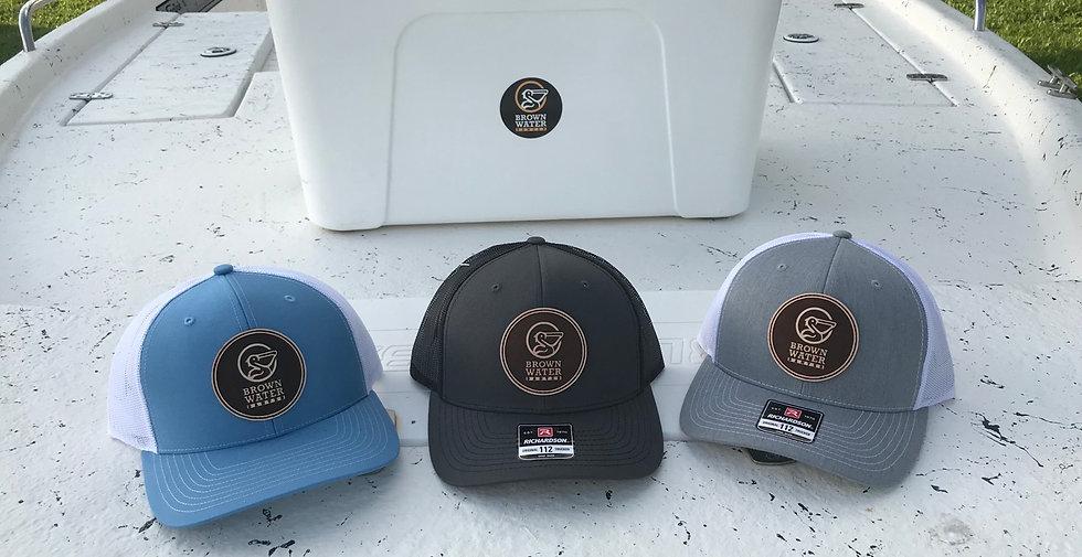 Brown Water Banter Trucker Hat